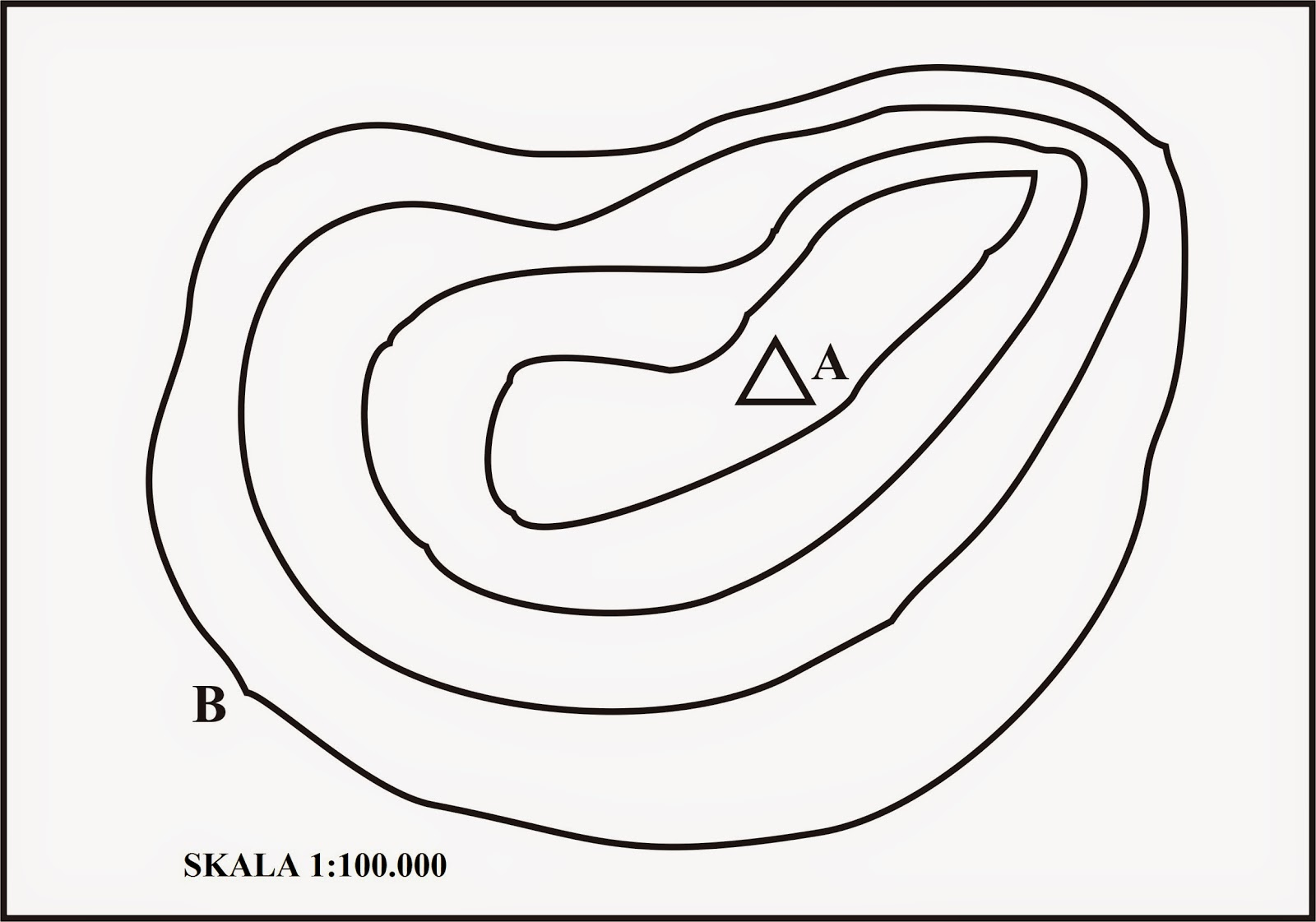 Contoh Soal Geografi Teknik Uraian - Katalog Geografi