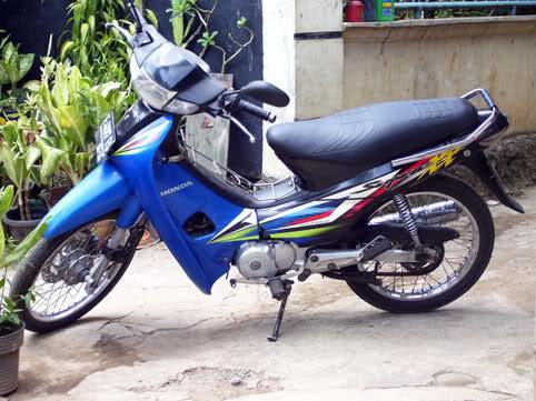 Honda Supra XX 2003 Sederhana Namun Perkasa title=