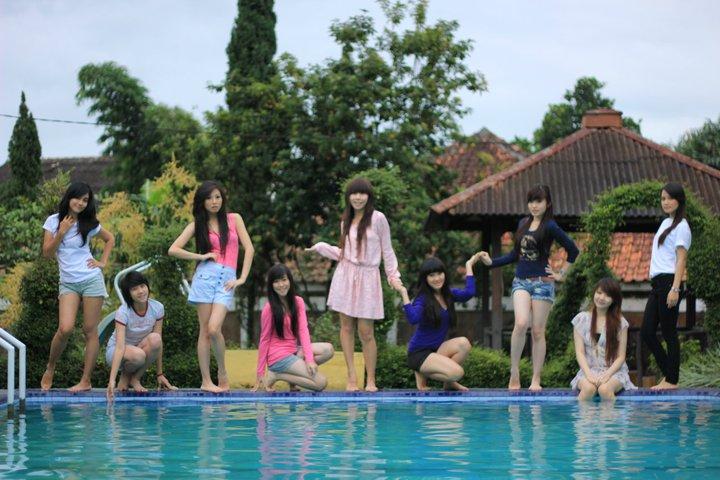 Biodata Cherry Belle | Angel ChiBi Indonesia Girlband
