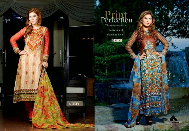 Ajwa Unique Krikel Chiffon Summer Dresses