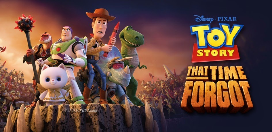 Disney Pixar Toy Story That Time Forgot
