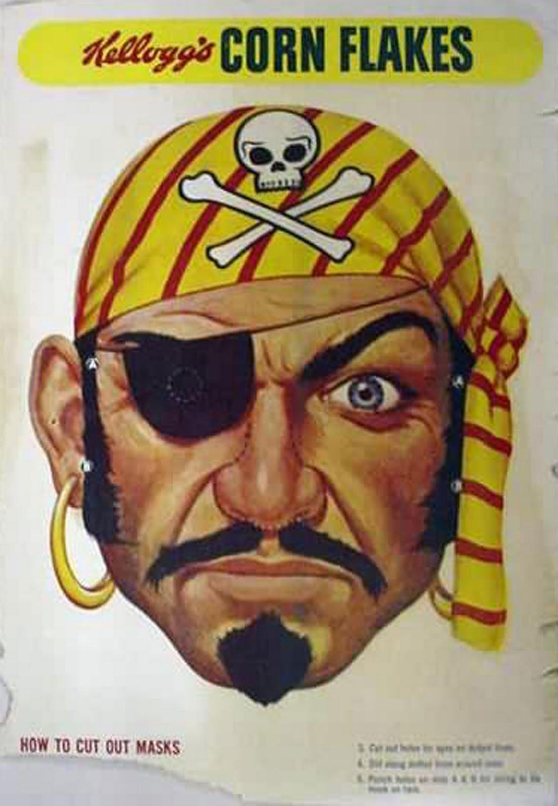 John Rozum.com: 31 Days of Halloween - Day 23 - Mask of the Day