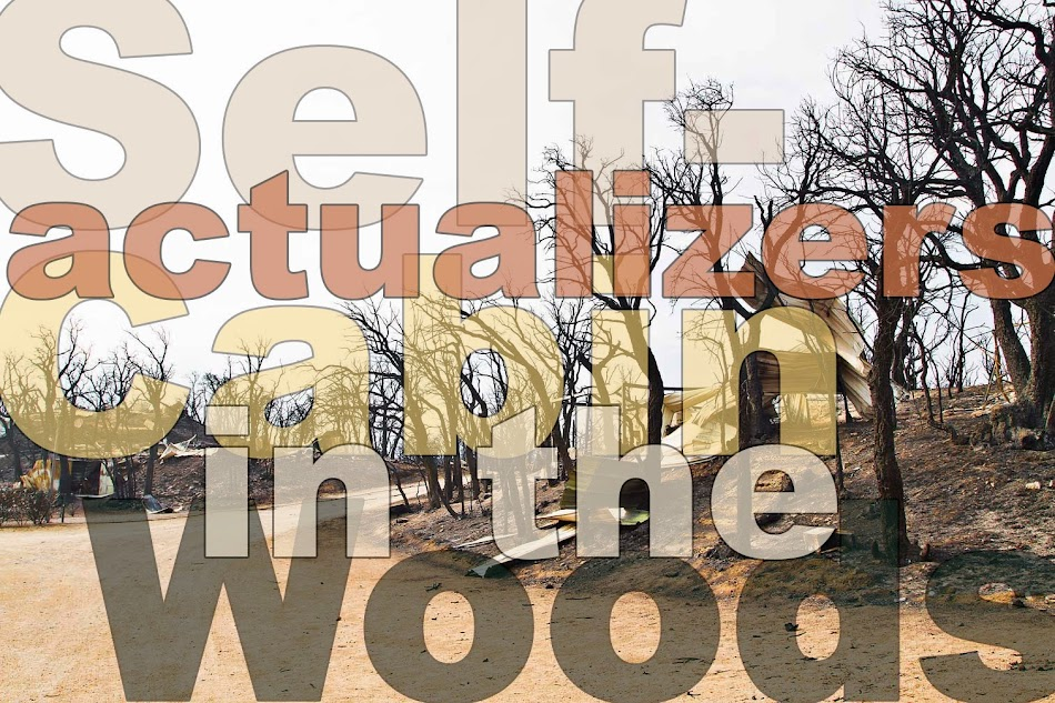 Self-Actualizers' Cabin in the Woods