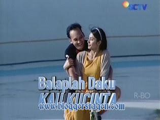 Balaplah Daku Kau Kucinta FTV
