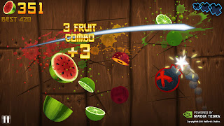 Free Download Fruit Ninja HD For PC