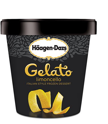Chocoholic 39 s confession haagen dazs limoncello gelato review for Gelati haagen dazs