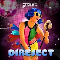 free download lagu mp3 Di Reject - Jenita Janet + syair dan Lirik serta gambar kunci chord gitar lengkap terbaru 2014 , Video Klip