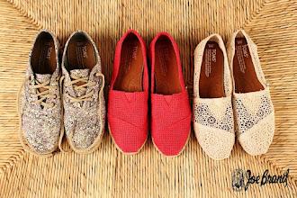 TOMS Shoes at Joe Brand