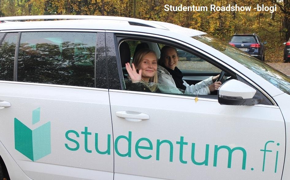 Studentum Roadshow