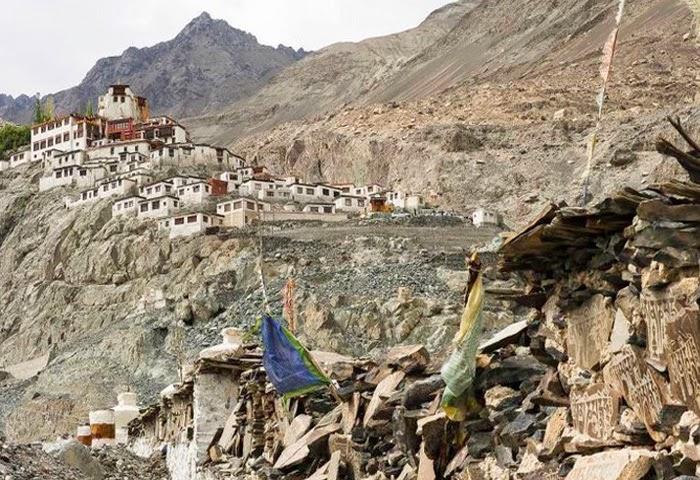 Nubra Valley in ladahk