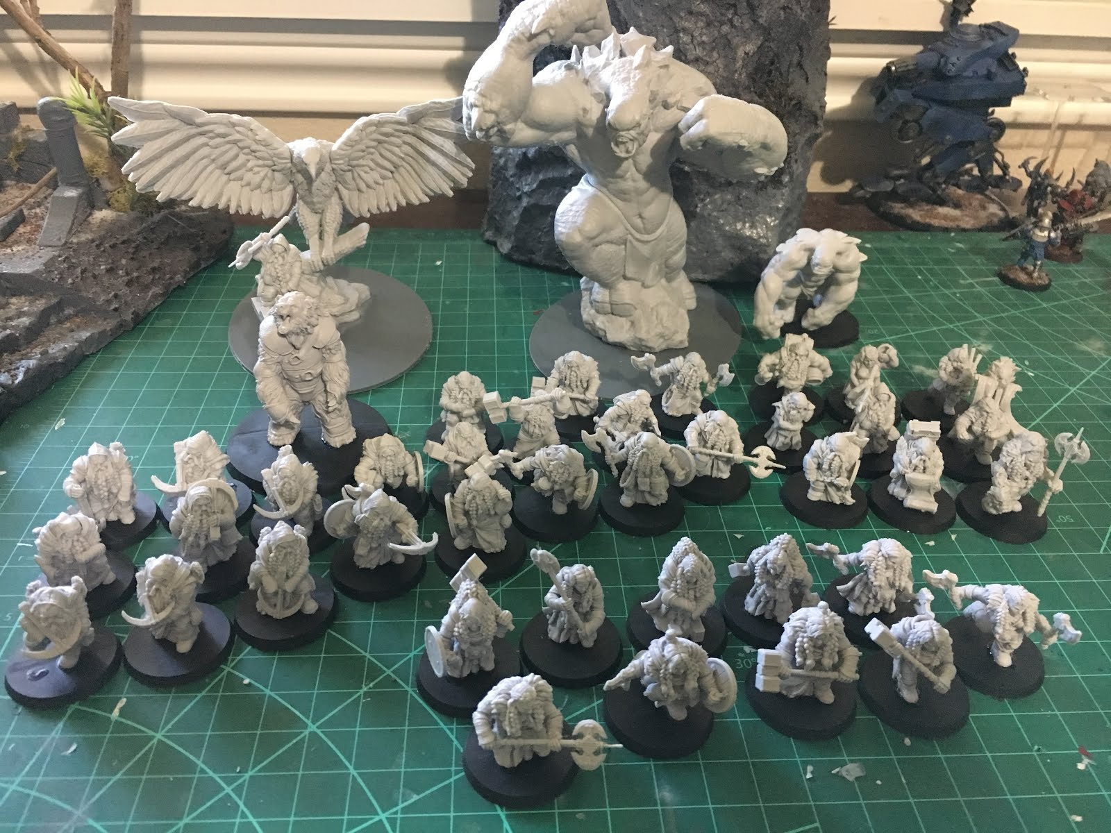 The Makings of an Army: Part 1-The Challenge