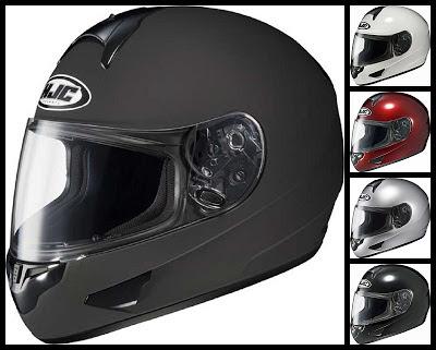 HJC Snell Full Face Motorcycle Helmet