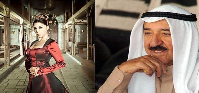 هدية لا تخطر ببال أحد من أمير الكويت لإحدى حريم السلطان تثير غضب الكويتيين