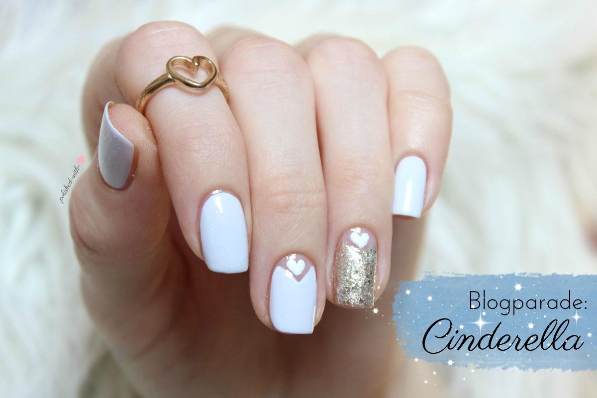 Polished with Love: [Blogparade] Cinderella Nageldesign