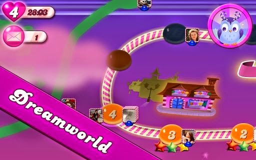 Candy Crush Saga 1.29 for android