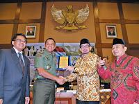 Gatot : Indonesia Bisa Jadi Kekuatan Baru Dunia