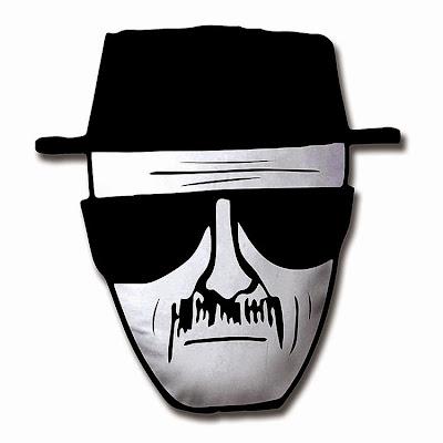 Cojín de Heisenberg de Breaking Bad