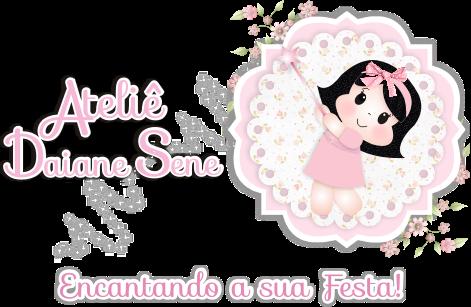 Ateliê Daiane Sene - Decoração de Mesas Personalizadas