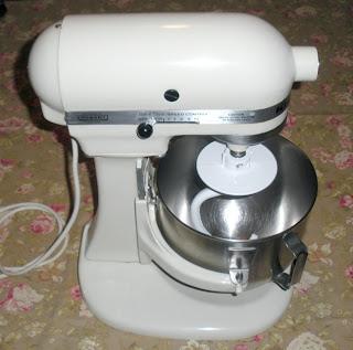 leoladys kitchenaid mixer history chapter twenty ka model k5ss