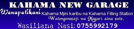 Kahama Gereji