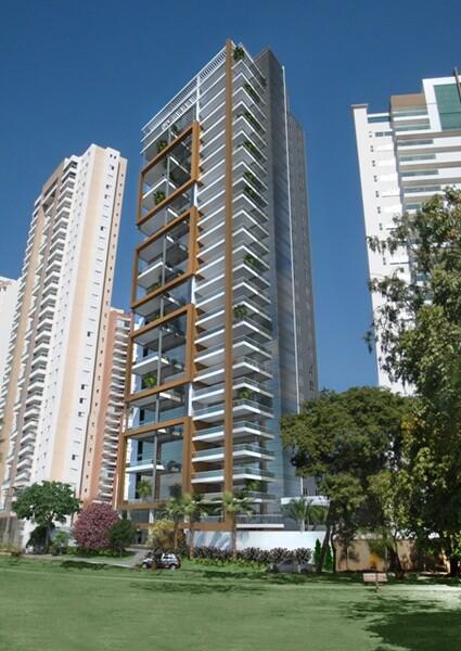 Apartamento lancamento 4 quartos 4 suites a venda em goiania