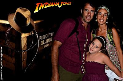 Indiana Jones Family 2013 rebeccatrex