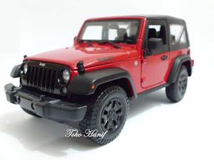 Jeep Wrangler 18 cm