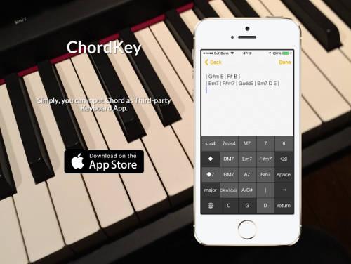 ChordKey