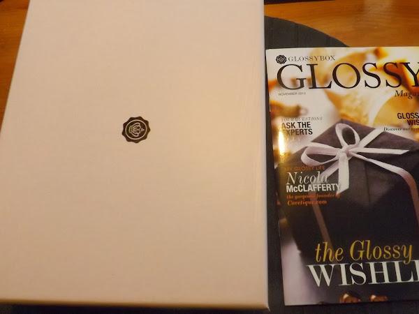 Novembers Glossybox
