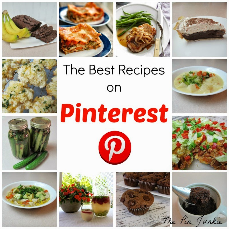 Best recipes on Pinterest