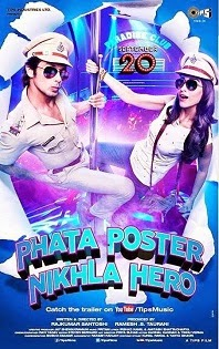 Watch Phata Poster Nikhla Hero (2013) Hindi Full Movie Watch Online For Free Download