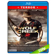 Wolf Creek 2 (2013) BRRip 720p Audio Ingles 5.1 Subtitulada