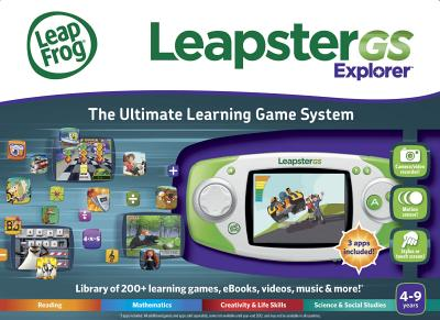 Anyone end up buying their little one a Leapster Explorer for Christmas? If so you are in luck. There is a new bonus code available for a free game, Alphabet Soup. Use the code: