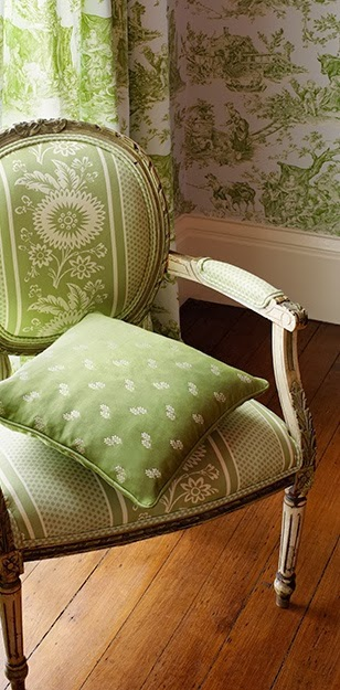 Eye For Design Decorating With Mixed Patterns