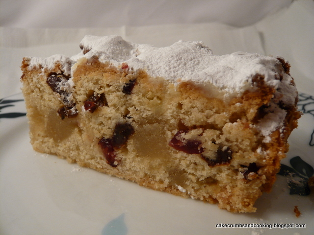 how to eat marzipan stollen