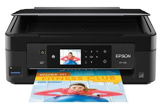 Epson Wireless Color Photo Printer with Scanner