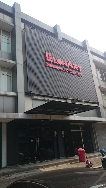 Blow Art Spa & Lounge