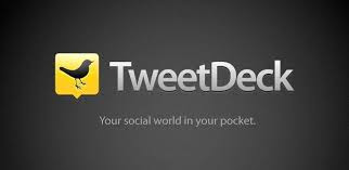 """Twitter anunció que se enfocará en la versión web del programa y que por esa razón el 7 de mayo descontinuará las aplicaciones TweetDeck AIR, TweetDeck para Android y iOS. Twitter adquirió TweetDeck en 2011 y desde entonces ha venido implementando cambios y ajustes en esta aplicación que revolucionó el uso de la red social. El blog de TweetDeck informó que """"para continuar ofreciendo un gran producto que llene las necesidades del público, nos estamos enfocando en las versiones basadas en web"""". Las aplicaciones dejarán de estar disponibles en las tiendas y también dejarán de funcionar el mes próximo. Con"""