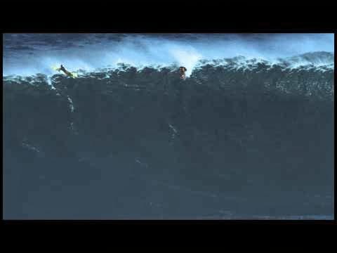 Garrett McNamara at Jaws - Verizon Wipeout of the Year Contender in Billabong XXL Big Wave Awards
