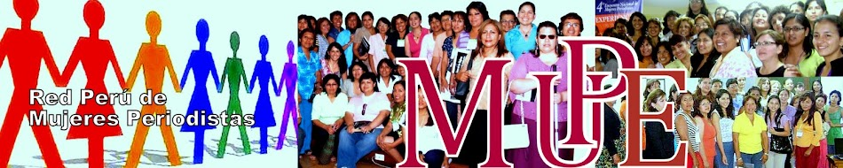 Red Perú de Mujeres Periodistas