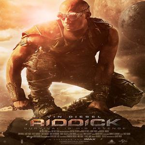 Estreia do Filme Riddick 3