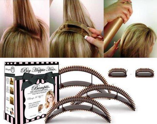 Imágenes de peinados abombados con bumpit - Peinados Abombados Con Bumpit