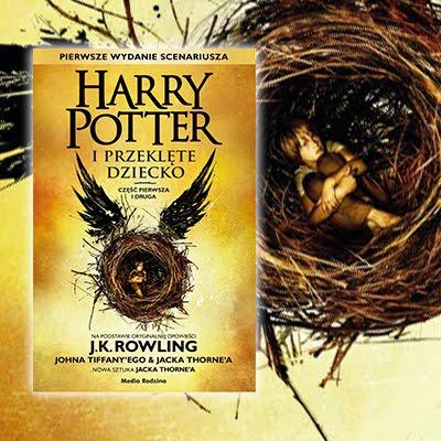 """Recenzja """"Harry Potter i Przeklęte Dziecko"""""""