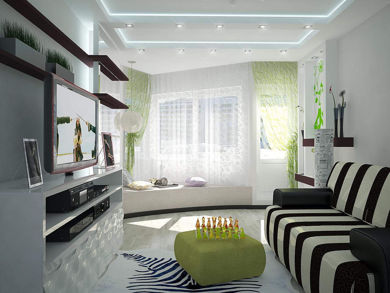 Дизайн комнаты на 16 кв м