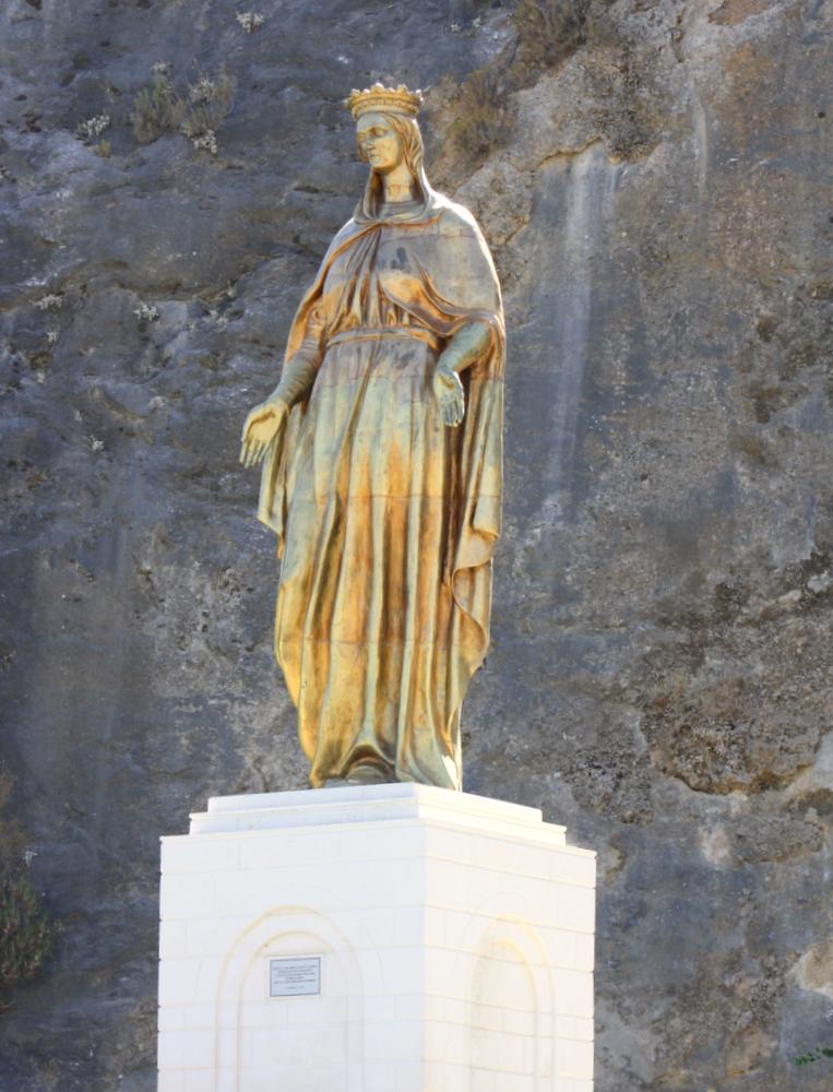 Meryem Ana Heykeli Sonraki Durak Meryem Ana