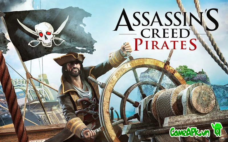 Assassin's Creed Pirates v1.4.1 hack full tiền cho Android
