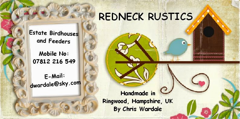 REDNECK RUSTICS by CHRIS