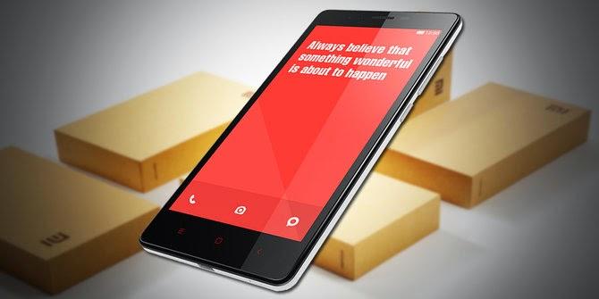 Ini dia bocoran spek Xiaomi Redmi Note 2