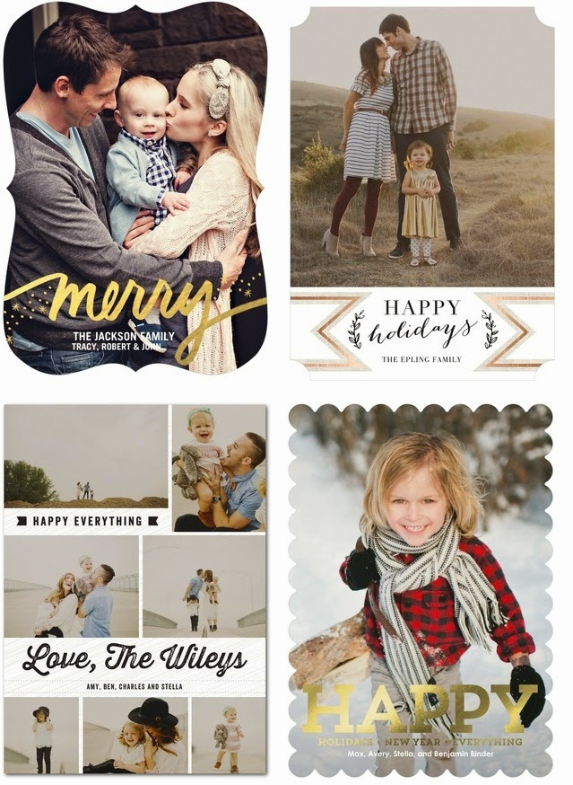 Tiny Prints Photo Holiday Cards (2)