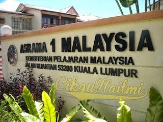 Karnival Perpaduan Asrama 1Malaysia